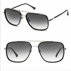 DITA AVOCET 2 SUNGLASSES BLACK OMBRE